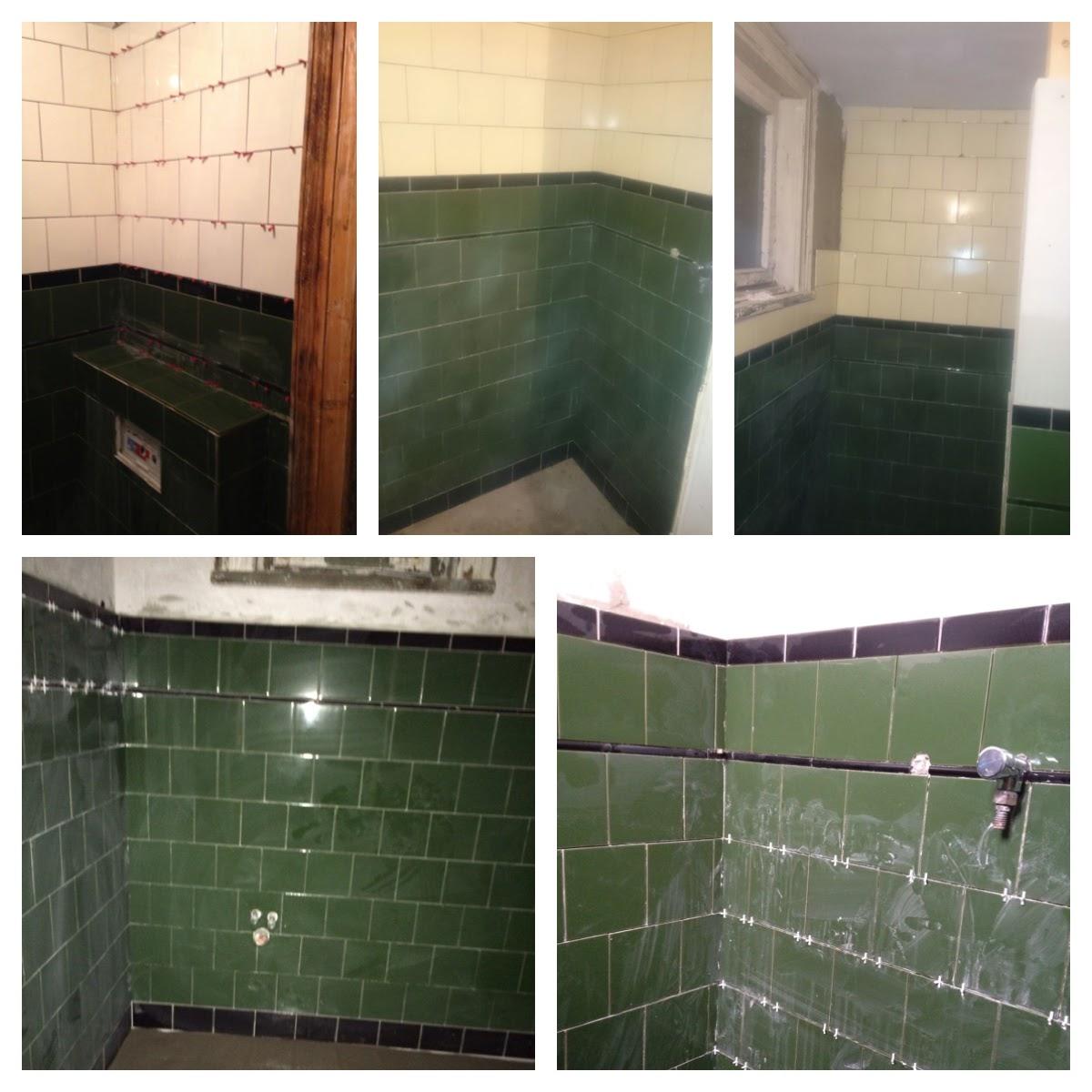Uitzonderlijk Tegels zoeken en vinden voor de badkamer - Bouwval Gezocht en Gevonden #EQ17