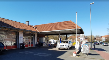 Tankstation ohne Pin