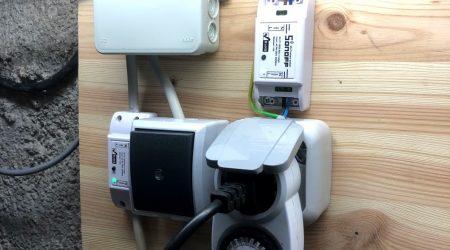 Wifi relais